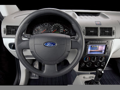 2008 Ford Transit Connect Interior
