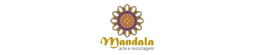Mandala Arte e Reciclagem