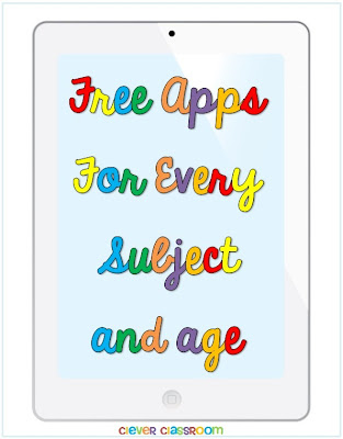 Free apps for every subject and age blog post Image