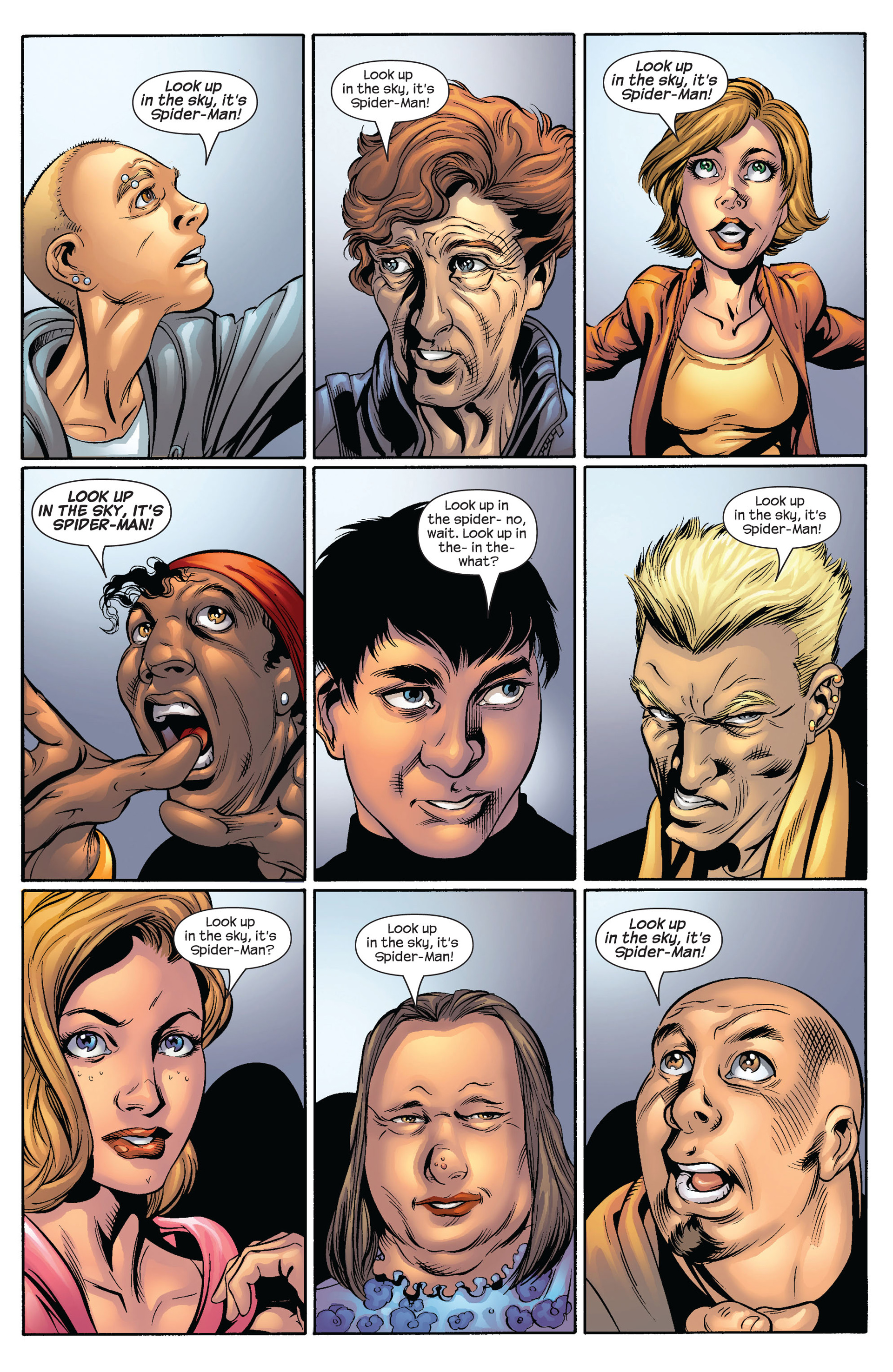 Ultimate Spider-Man (2000) Issue #55 #59 - English 3