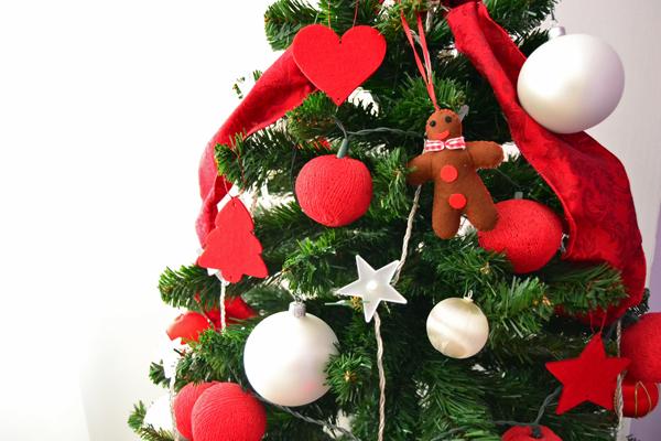 Muecos Para Arbol De Navidad. Cheap Arbol De Navidad Con Muecos De ...
