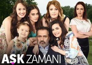 Aşk Zamanı - مسلسل وقت العشق مترجم للعربية