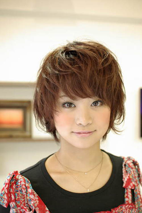 Stylish Short Haircuts