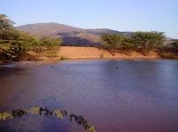 """Represa de Agua Clara"""