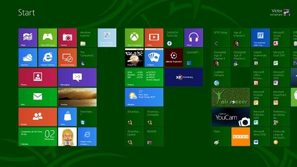 Microsoft confirmo la llegada de Windosws 8 para Octubre