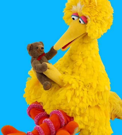 Funniest Sesame Street Characters Big Bird