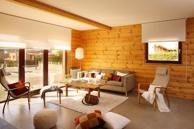 Cozy Living Room Decoration