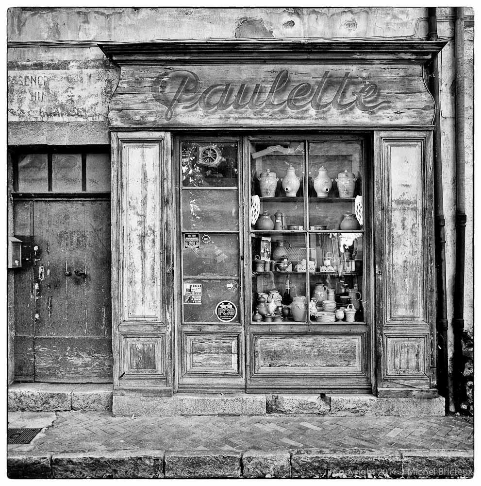 Chez Paulette, Cotignac (France)
