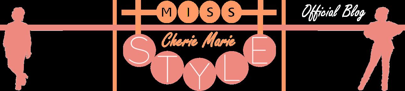 MissCherieMarieStyle