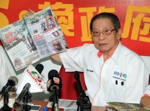UMNO hasut Melayu
