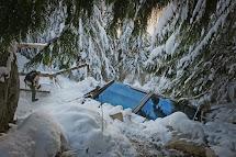 Scenic Hot Springs Washington State