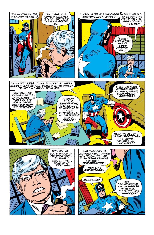 Captain America (1968) Issue #157 #71 - English 5