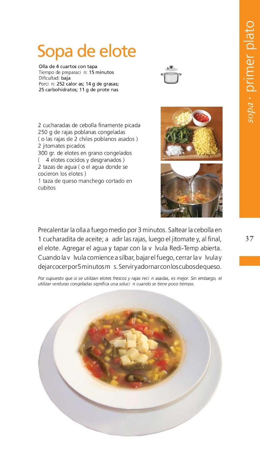 Como cocina como cocinar sopa de elote receta facil for Cocinar berenjenas facil