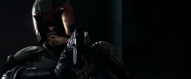 Dredd 2012 movie trailer impressions action sci-fi film trailer review cmaquest.png