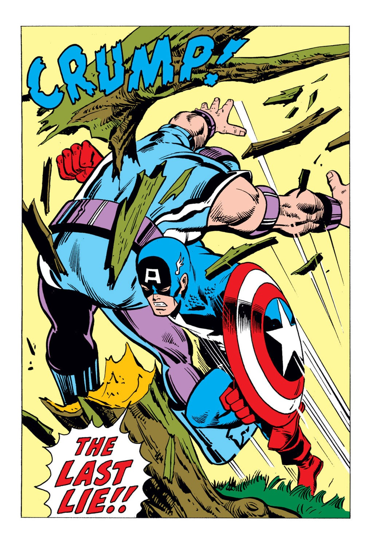 Captain America (1968) Issue #175 #89 - English 15