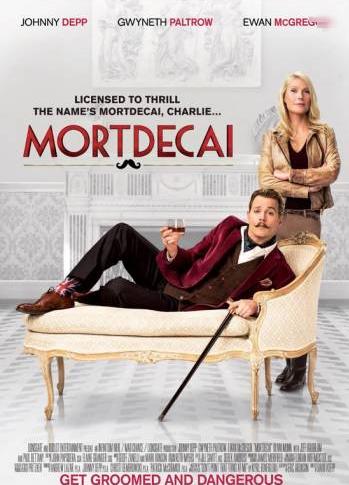 Film Mortdecai 2015 Bioskop