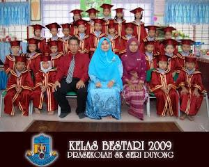 Kelas Prasekolah Bestari