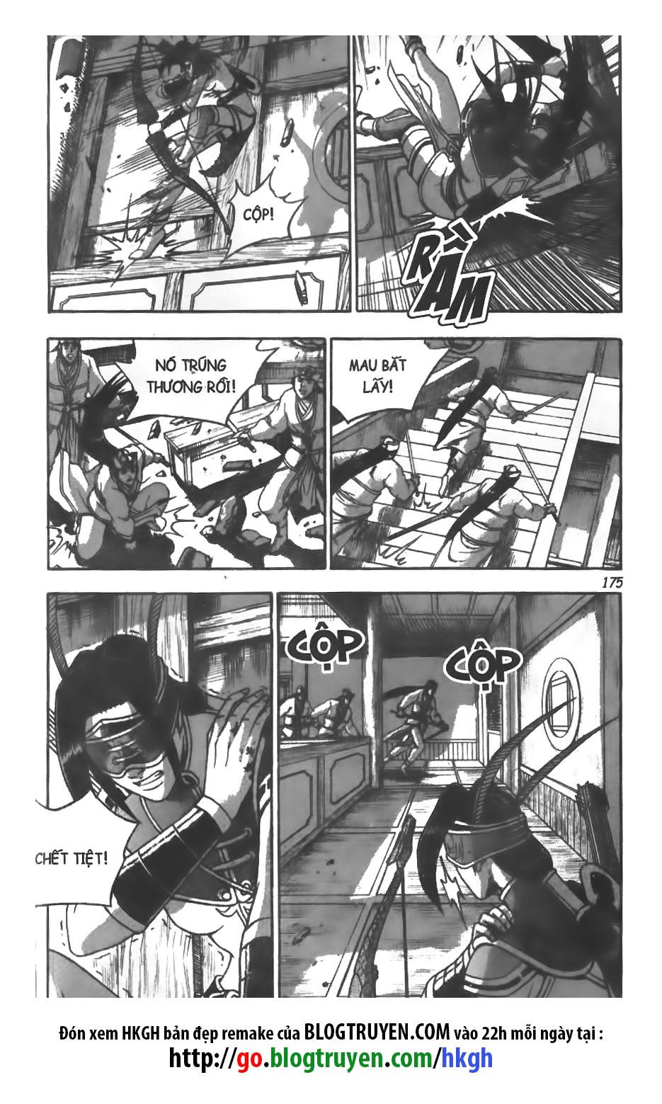 Hiệp Khách Giang Hồ - Hiệp Khách Giang Hồ Chap 278 - Pic 11
