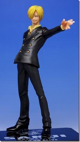 Figuarts ZERO Sanji New World Ver.