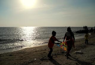 eksplorasi pantai remis jeram kuala selangor