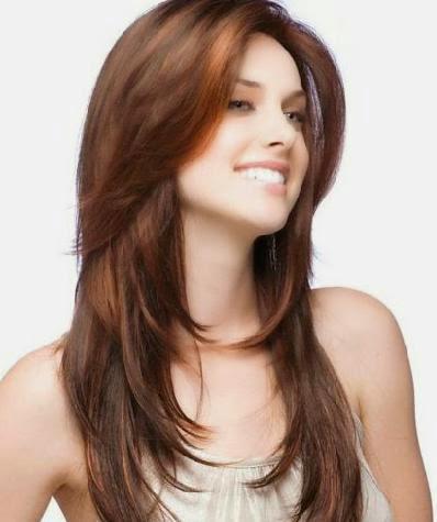 Potongan Gaya Rambut Cantik Terkini 2015