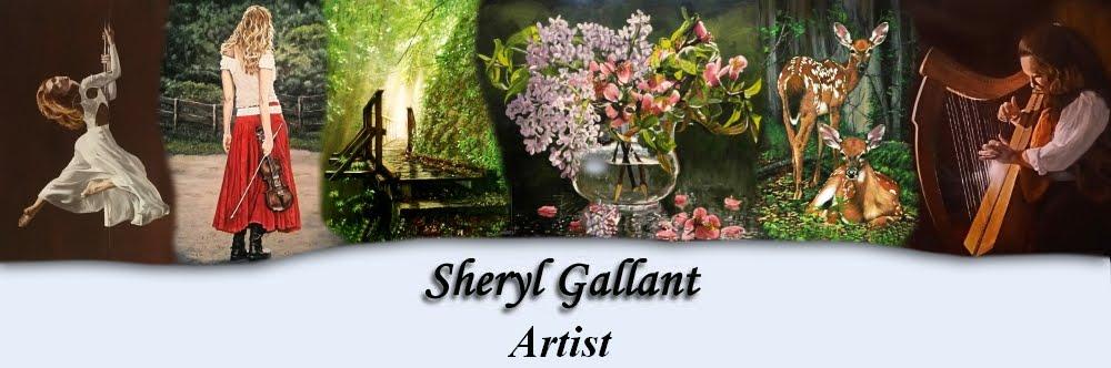 Sheryl Gallant, Artist