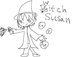 Ini Dia Wujud Susan Si Penyihir