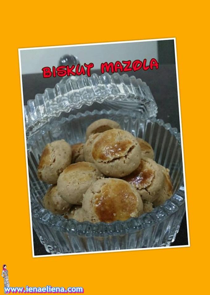 Biskut Mazola RM25 / 50 pcs