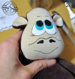 обезьянка мастер-класс