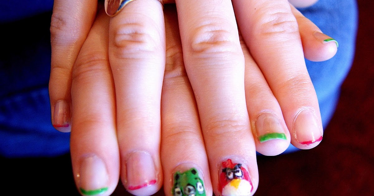 Unlimited by JK: Cloud nail art