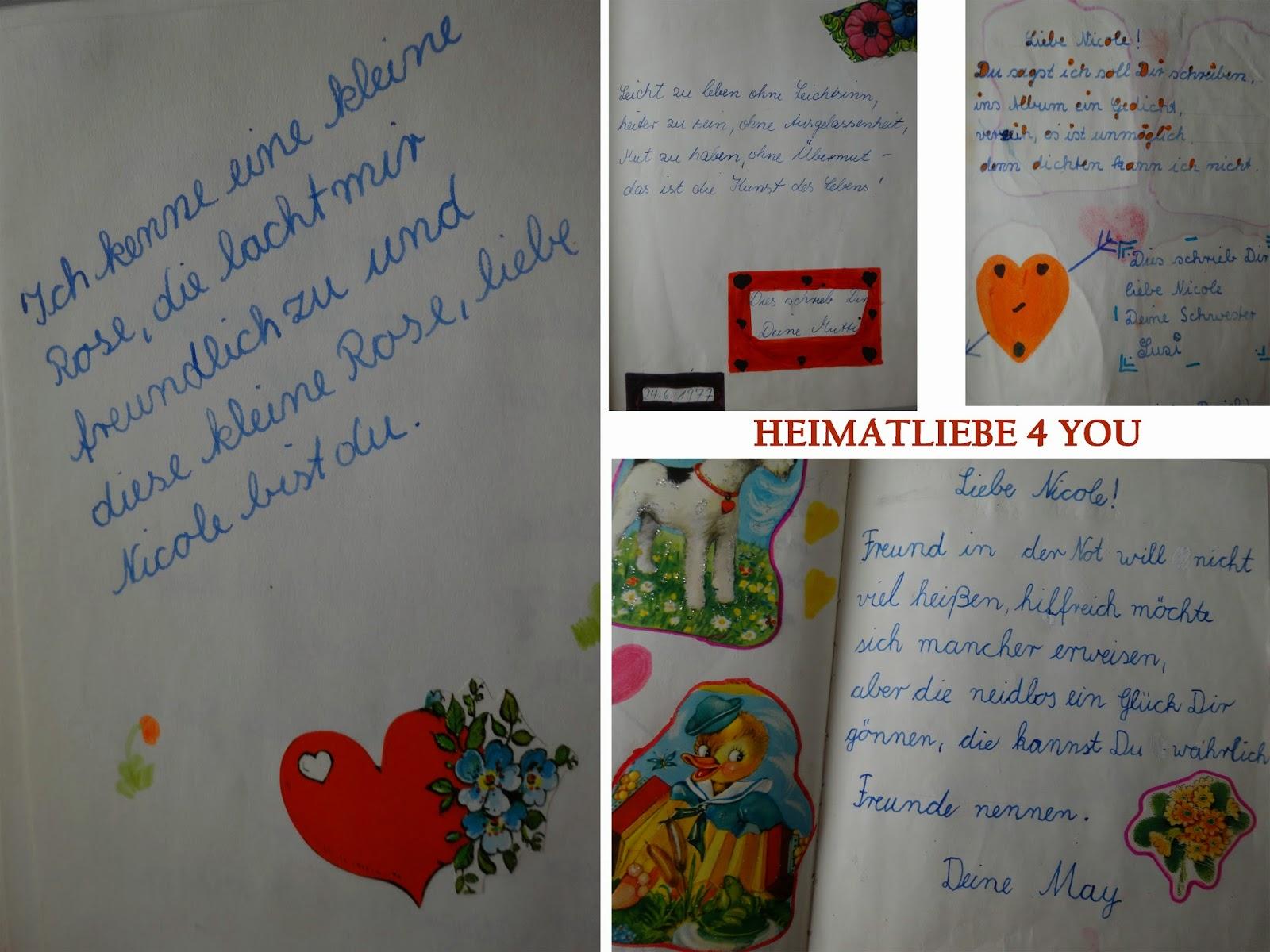 heimatliebe 4 you: heim@ - poesie meets album