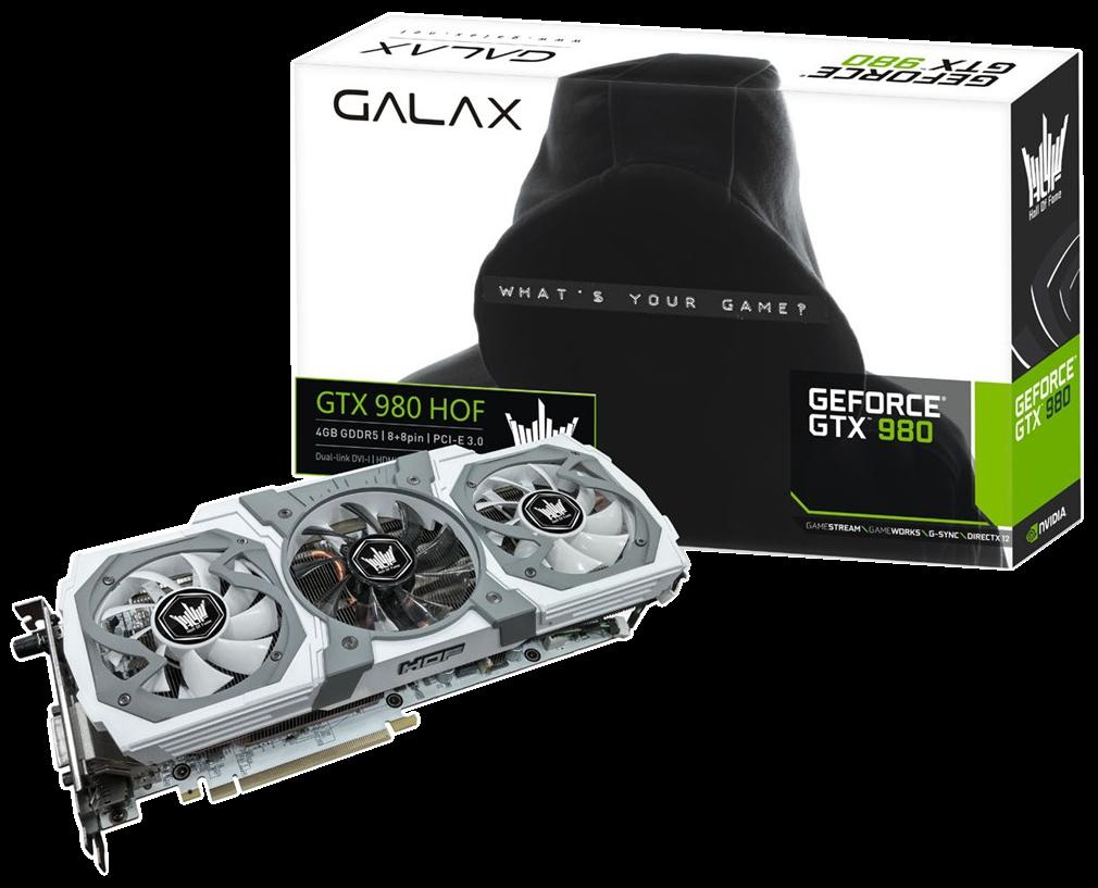GALAX GTX 980