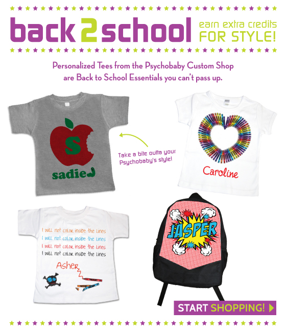 Cool Back to School Gear for Kids