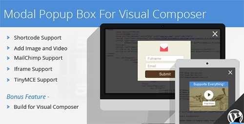 Free Download Modal Popup Box V 1.4.3 For Visual Composer Wordpress Plugin