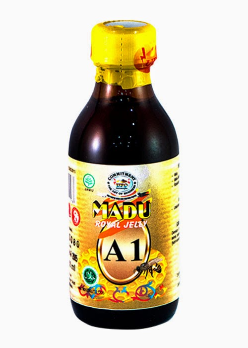 Madu Royal Jelly A1