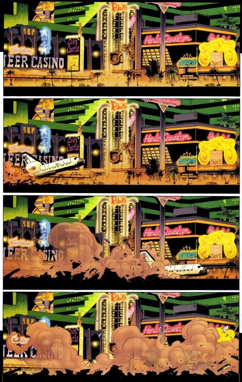 Ultimate Fantastic Four chap 18 - Trang 7