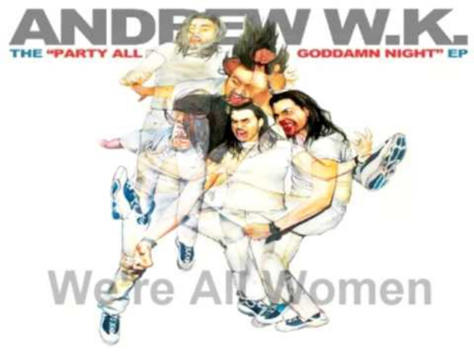 The Party All Godamn Night Álbum De Andrew W.K.