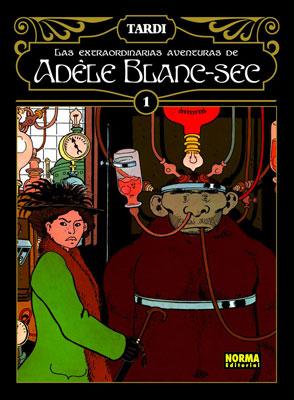 8ª sesión: Adèle Blanc-Sec, nº 1
