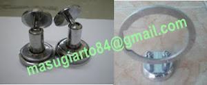 produk tweeeter stand alumunium