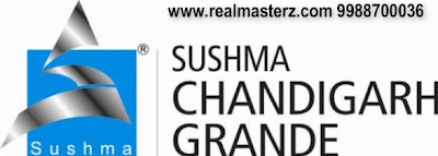 real masterz, real estate, flat, luxury apartment,3bhk, sushma chandigarh grande, ambala road, zirakpur