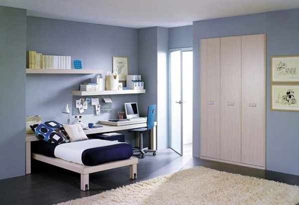 Fotos de dormitorios juveniles para dos chicas 2017 - Dormitorios juveniles chicas ...