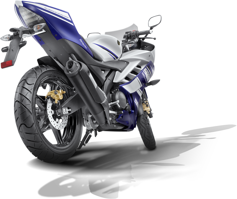 Yamaha YZF R15 V2 sudah resmi di launhcing . . . langsung nongol di situs Yamaha Indonesia