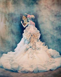 Haute couture baroque amato lekpa luxe accessoire mariage