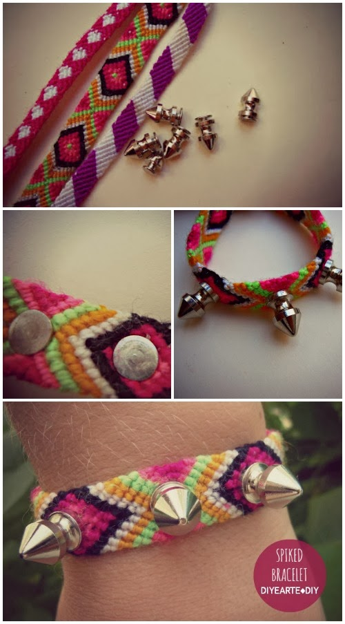 spikes-bracelet-diy-diyearte-pulsera-hilo-tachuelas-handmade-jewelry