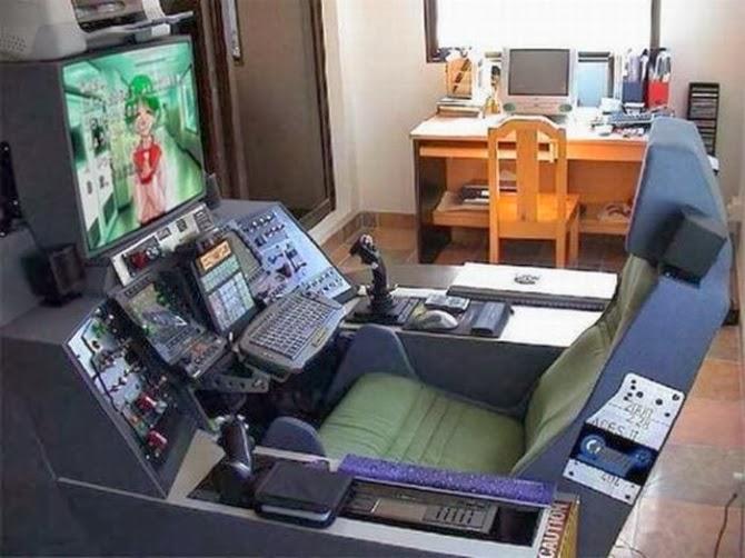 Pin de Mega Desk en Megadesks | Habitación gamer, Estacion