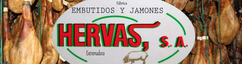 JAMONES HERVAS