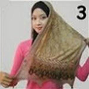 Kreasi Jilbab Moderen Terbaru