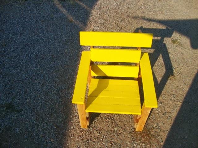 Recyclage palettes salon de jardin pour les enfants 2 - Recyclage pour enfant ...