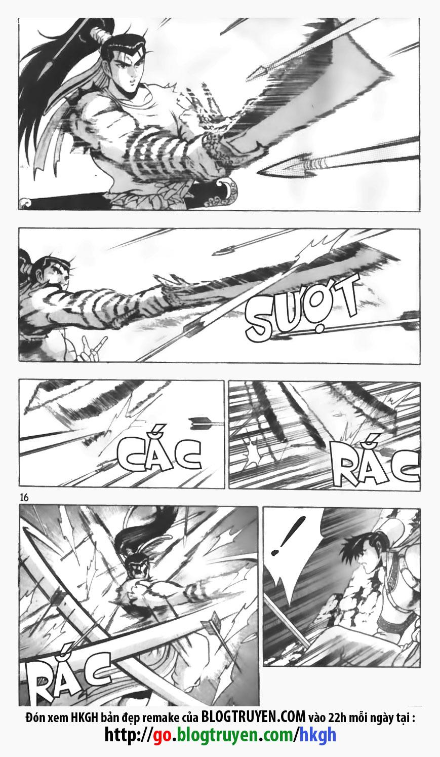 Hiệp Khách Giang Hồ chap 89 page 17 - IZTruyenTranh.com