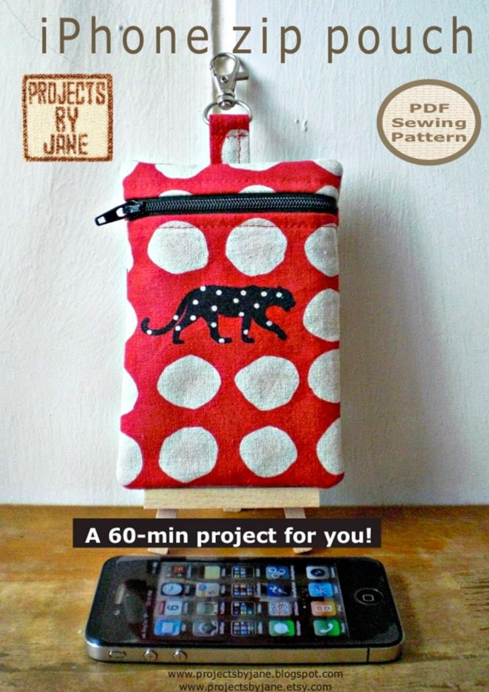 http://www.projectsbyjane.com/2013/04/iphonezippouchpattern.html